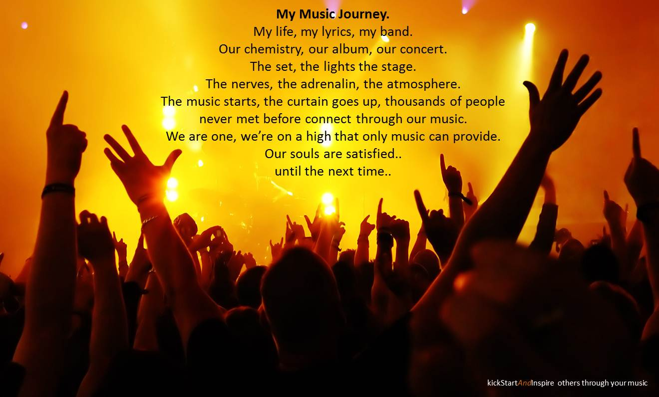 My Music Journey