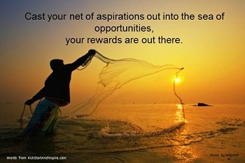 Your Aspirations – Yeild Opportunities – Return Rewards