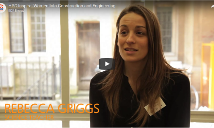 Inspiring Women Into Construction and Engineering