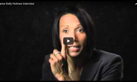 Dame Kelly Holmes – Aspirations – Dreams -Goals