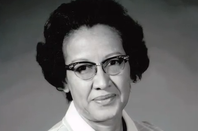 Inspirational Katherine Johnson STEM