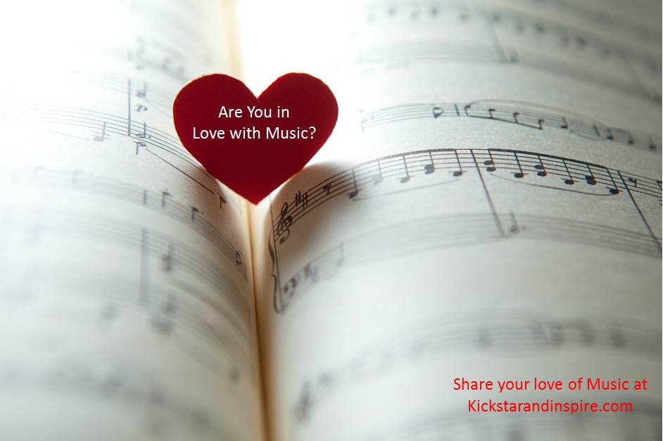 Are You In Love With Music?