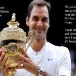 8 Times Wimbledon Tennis Champion