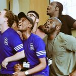 Youth Theatre Project Boosts Young Men's Wellbeing