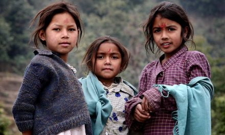 UK charity Kidasha makes a positive difference to Nepali children's lives