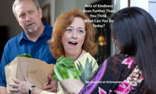 Acts of Kindness Go Further Than You Think