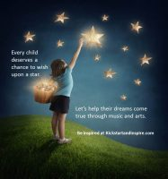 Every Child Deserves a Chance to Wish upon a Star.