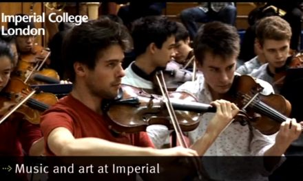 Music and art at Imperial