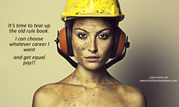 Choose Whatever Career You Want And Expect Equal Pay