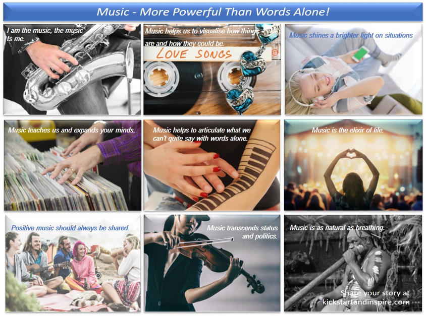 16 Reasons Why Music Is More Powerful than Just Words